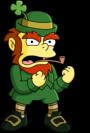 angry leprechan