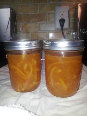 orange marmalade made 5-23-16