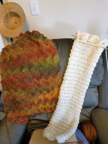 8-25 knit work