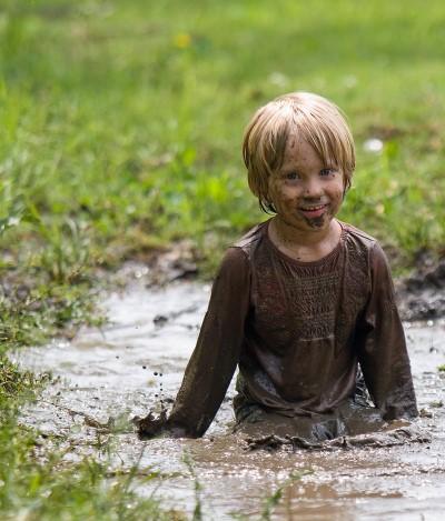 muddy kid