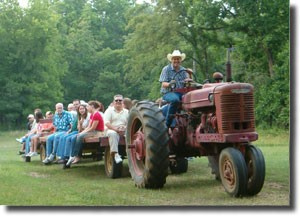 wagon-ride