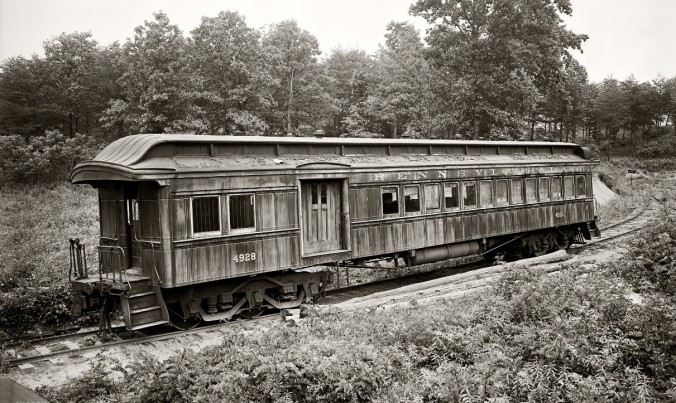 old-passenger-train-car