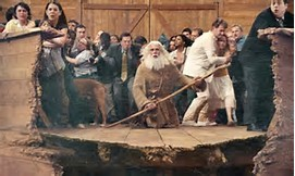 Evan Almighty crash into congress