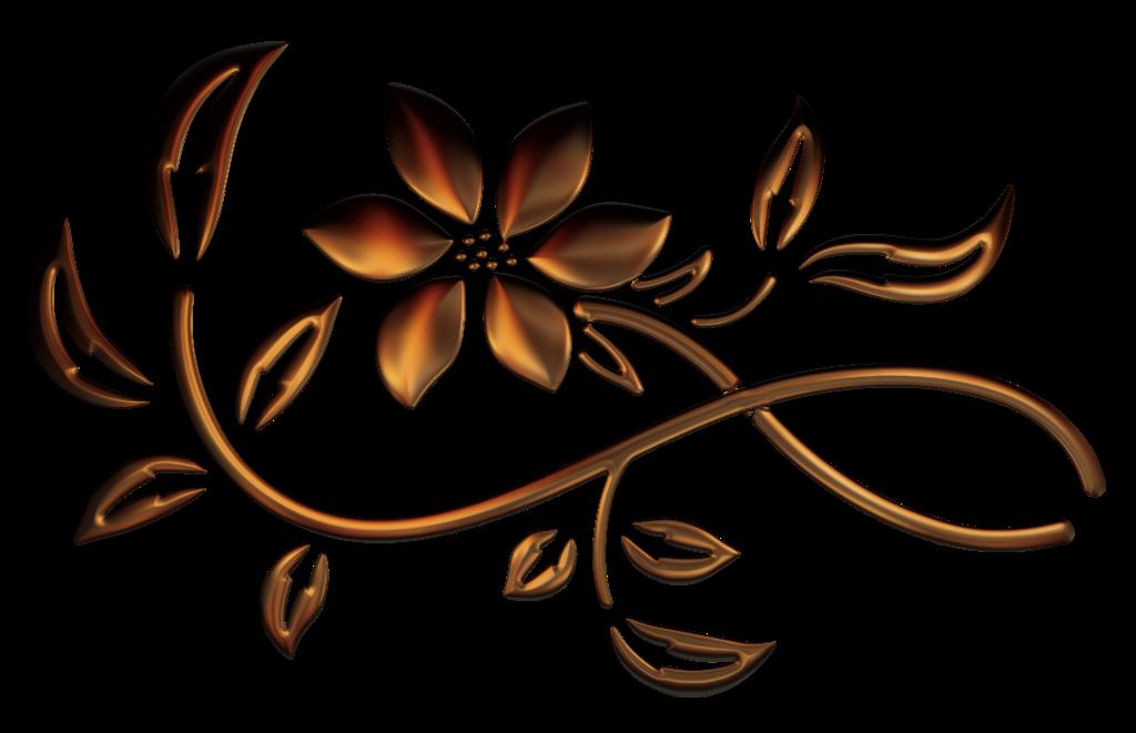 pretty vine n flower