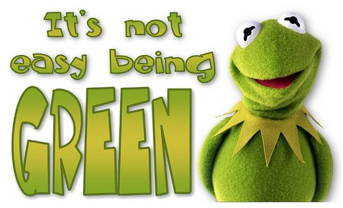 kermit easy being green