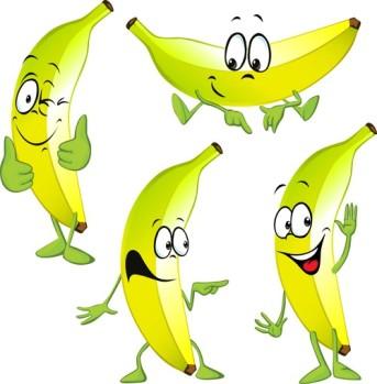 silly bananas