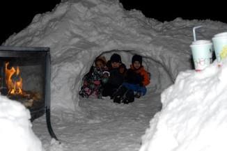 snowbank 1