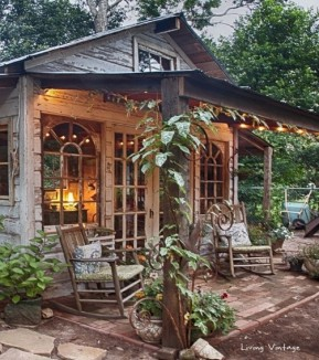 perfect garden shed