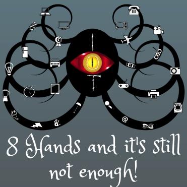 8 hands not enough