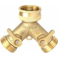 hose y-2way splitter