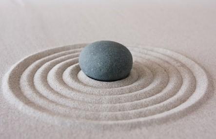 zen stone n sand