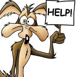 coyote HELP