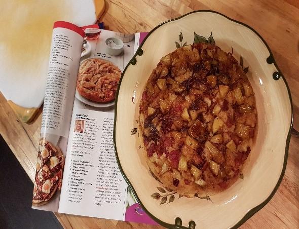 apple bacon pancake 1