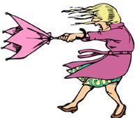 windy lady