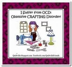 OCD crafting